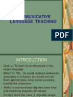 Wk 4 COMMUNICATIVE LANGUAGE TEACHING.ppt