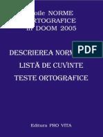 Noile NORME ortografice in DOOM 2005.pdf