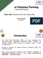 CPF Presentation