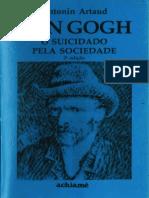 74834737 Antonin Artaud Van Gogh O Suicidado Pela Sociedade Achiame