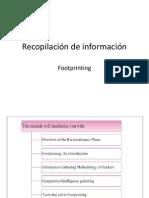 Recopilacion Informacion Footprinting