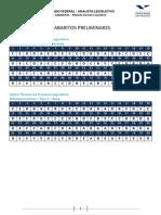 Gabarito Preliminar Edital 02 - Analista