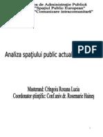 Analiza spatiului public in Romania word 2003.doc