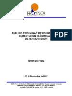 APP Subestacion R5-Informe Final