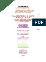 Versos Cortos