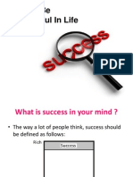 How To Be Successful In Life.ppt