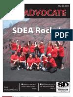 SDEA Advocate May 2009