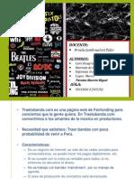 Traetubanda.com Juego de Negocios v2