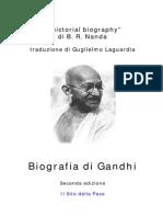 Biografia di Gandhi