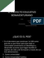 EL PROYECTO EDUCATIVO BONAVENTURIANO.pptx