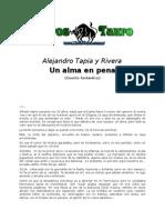 Tapia Y Rivera, Alejandro - Un Alma en Pena