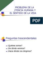 2, El Problema de La Existencia Humana (2)