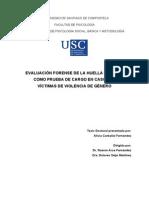 Libro Evaluacion Forense de La Huella Psiquica Victimas Violencia de Genero