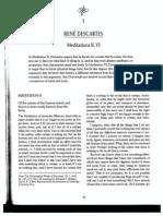 Descartes - Meditations II and VI.pdf