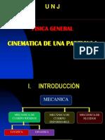 Cinematica de Una Particula