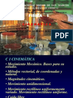 Cinematica1 Ing.industrial