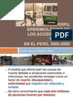 SP - PERFIL EPIDEMIOLÓGICO DE LOS ACCIDENTES DE TRÁNSITO