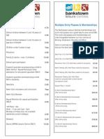 Bankstown Swimming pool fees.pdf