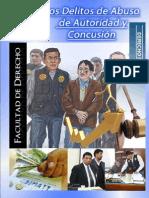 Abuso de Autoridad y Concusion