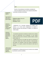 Plan de Negocio Artesanias Clavelinas