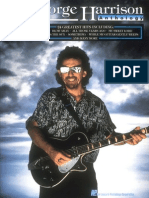 Geroge Harrison - Anthology Songbook
