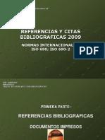 Como Citar - Referencias y Citas Bibliograficas ISO