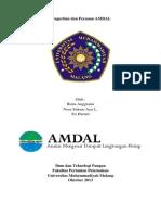 Pengertian dan Peranan AMDAL.docx