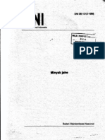 SNI 06-1312-1998 Minyak Jahe