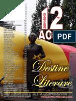 Destine Literare Oct. 2013