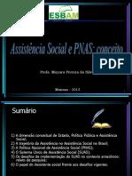 AULA_01 - Assistencia Social e PNAS