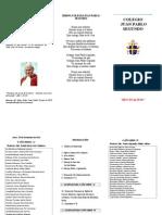 triptico licenciatura 2013