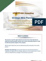 Strategic Mine Planning