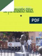 Les plus amusantes statues.pps