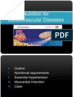 Nutrition for Cardiovascular Diseases 2012