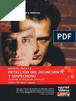 Deteccion de Delincuentes