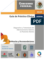 Guia de Practica Clinica Cancer Gastrico