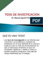 Tesis de Investigacion