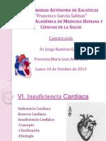 Suficiencia Cardiaca, GC, Clasif I.C (1).pptx