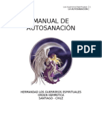Manual Autosanación