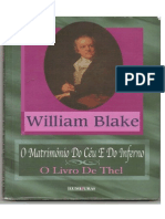 Willian Blake - Matrimonio do Ceu e do inferno e Livro de Thel.pdf