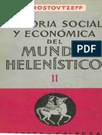 Rostovtzeff Historia Social y Economica Del Mundo Helenistico 2