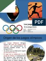 Juegos Olimpicos Paula