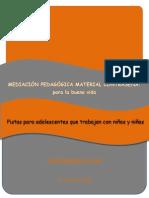 Mediación Pedagógica VMLACRO Adolescentes Facilitadores