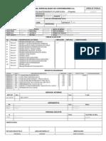 Formato Orden de Trabajo Modificado