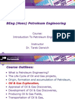 Introduction to Petroleum Engineering - Lecture 10 Final- Casing