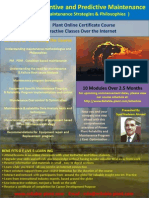 Advanced Preventive and Predictive Maintenance  online Course Brochure.pdf