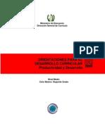 9. ODEC  (Segundo básico) PRODUCTIVIDAD Y DESARROLLO