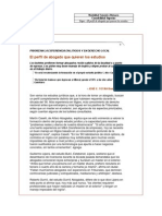 Paper El Perfil de Abogado Que Los Estudios Quieren - Abogacia