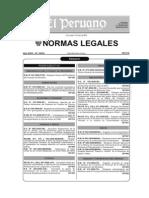 ACTUALIZACION Reglamento CONGRESO  2008