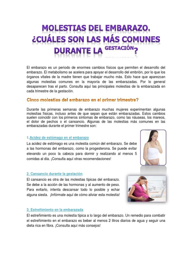 resfriado comun en embarazadas pdf